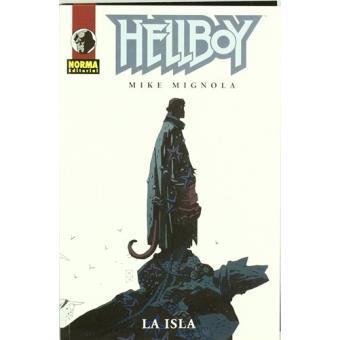 Hellboy 7: La isla