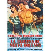 La taberna de Nueva Orleans - DVD