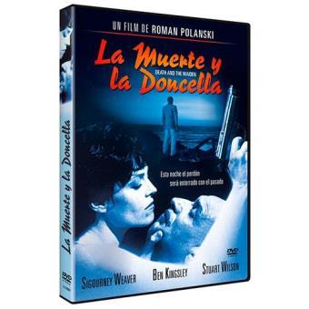 La muerte y la doncella - DVD