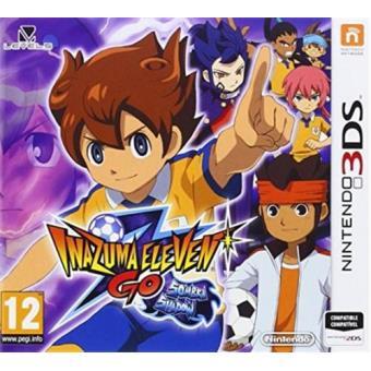 Inazuma Eleven GO: Sombra Nintendo 3DS