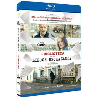 La biblioteca de los libros rechazados - Blu-Ray