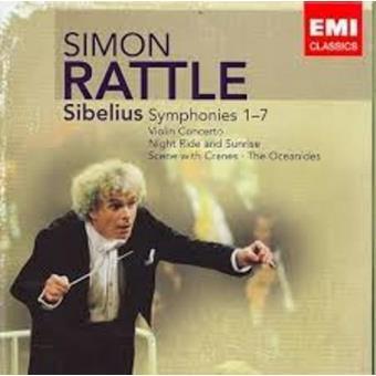 Symphonies no.1-7