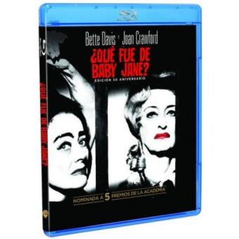 ¿Qué fue de Baby Jane? - Blu-Ray