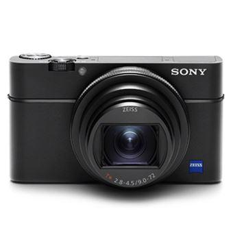 Cámara compacta Sony DSC-RX100M6 Negro