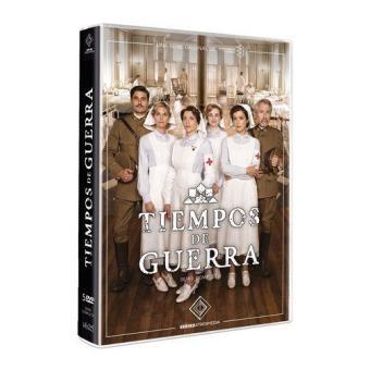 Tiempos de guerra  Serie Completa - DVD