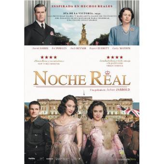 Noche real - Blu-Ray