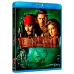 Piratas del Caribe 2: El cofre del hombre muerto (Blu-Ray)