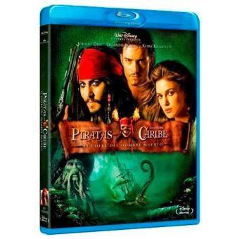 Piratas del Caribe 2: El cofre del hombre muerto - Blu-Ray