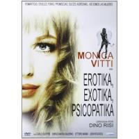 Erotika, Exotika, Psikopatika (Las mujeres somos así) - DVD