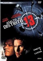 Asalto al distrito 13 - DVD