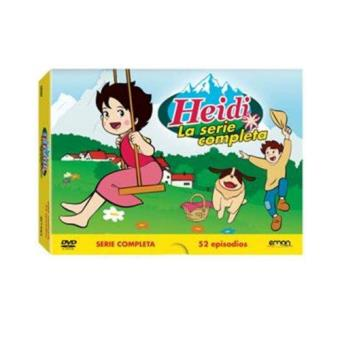 Pack Heidi: La serie completa - DVD