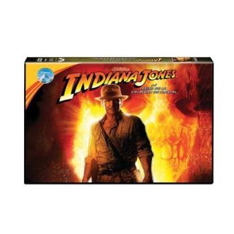 Indiana Jones y el Reino de la calavera de cristal - DVD Ed Horizontal