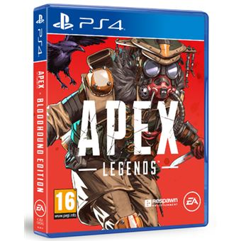Apex Bloodhound Edition PS4