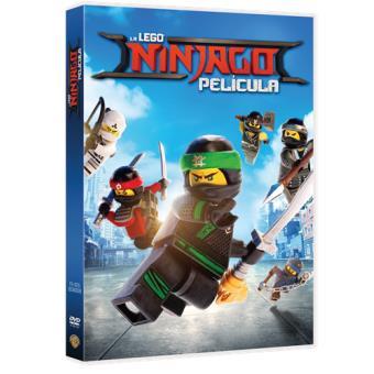 La LEGO Ninjago: La Película - DVD