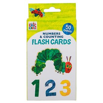 World of Eric Carle - Numbers and Counting Flash Cards