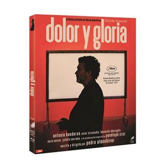 Dolor y Gloria - Ed Especial - Blu-Ray + Postales + Libreto