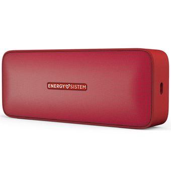 Altavoz Bluetooth Energy Sistem Music Box 2 Rojo
