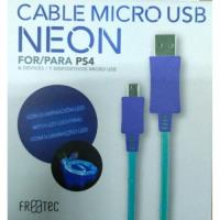 Cable Micro USB / USB LED PS4