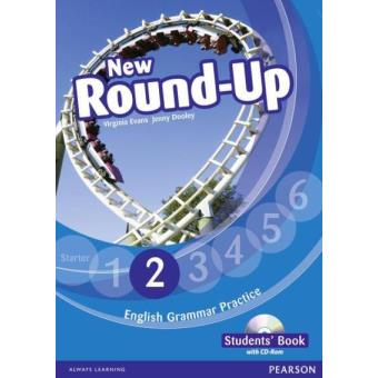 New Round Up Level 2 Students' Book (with CD-ROM)