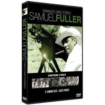 Pack Samuel Fuller: Grandes directores - DVD