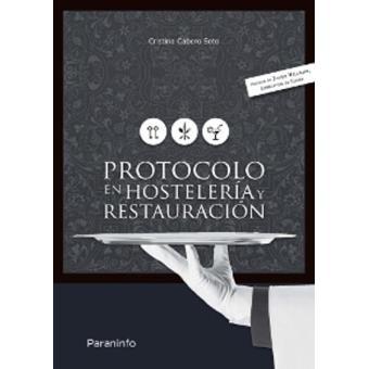 Protocolo en hostelería y restauración
