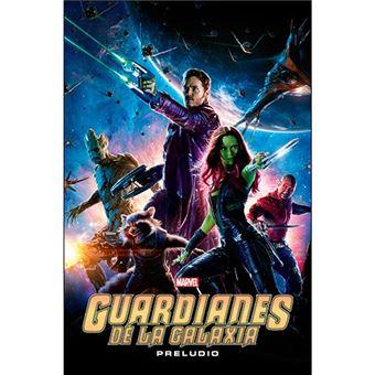 Marvel Cinematic Collection 4 - Guardianes de la Galaxia - Preludio