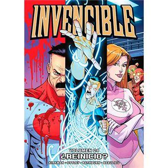 Invencible 24 - ¿Reinicio?