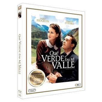 Qué verde era mi valle - Colección Oscars - Blu-Ray