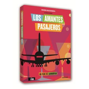 Los amantes pasajeros -  Ed coleccionista - Blu-Ray + DVD
