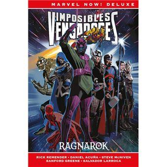 Imposibles Vengadores 2 - Ragnarok