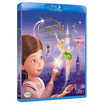 Campanilla y el gran rescate - Blu-Ray