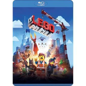 LEGO: La película - Blu-Ray