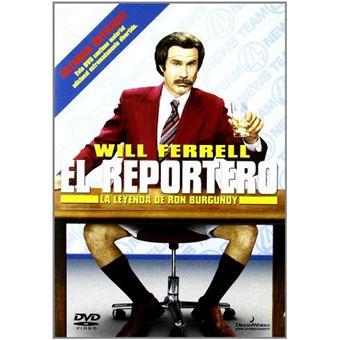 El reportero. La leyenda de Ron Burgundy - DVD