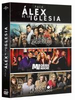 Pack Álex de la Iglesia - Exclusiva Fnac - DVD