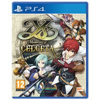 Ys: Memories of Celceta PS4