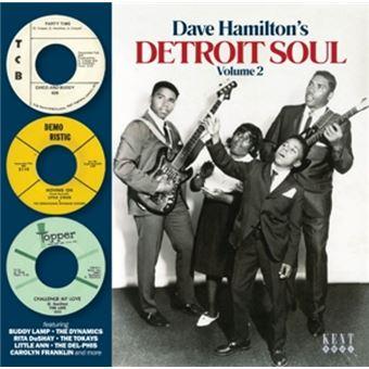 Dave Hamiltons Detroit Soul Volume