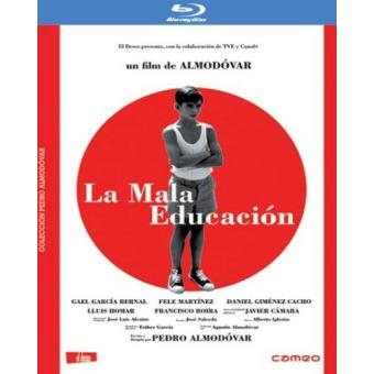 La mala educación - Blu-Ray