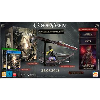 Code Vein Collector Edition PS4