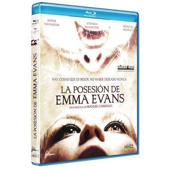 La Posesión de Emma Evans - Blu-Ray