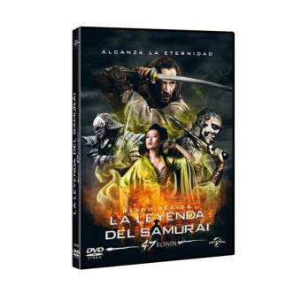 47 Ronin: La leyenda del samurái - DVD