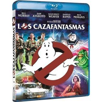 Cazafantasmas - Blu-Ray