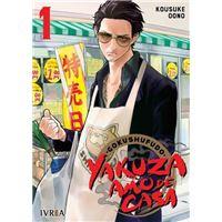 Yakuza amo de casa 1