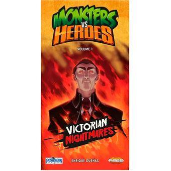 Monsters vs. Heroes - Victorian Nightmares