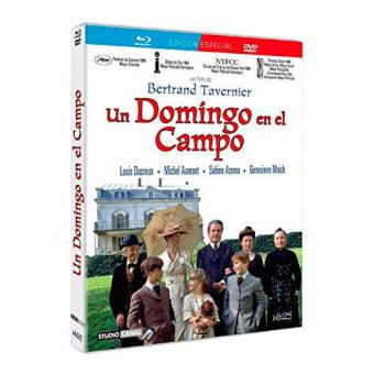 Un domingo en el campo - Blu-Ray + DVD