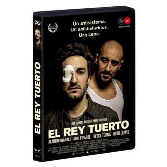 El rey tuerto - DVD