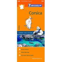 Mapa Regional Corsica