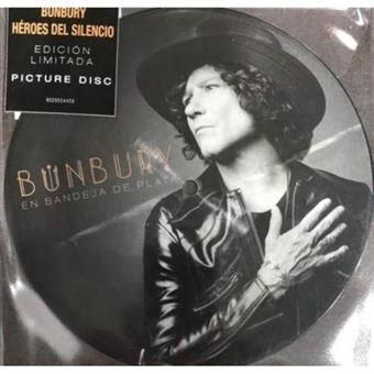 """En bandeja de plata - Single Vinilo 7"""" (Picture Disc)"""