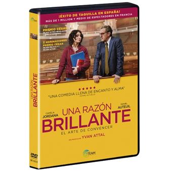 Una razón brillante - DVD