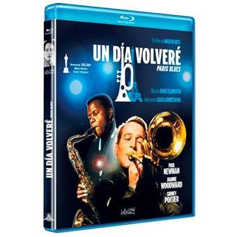 Un día volveré - Blu-Ray