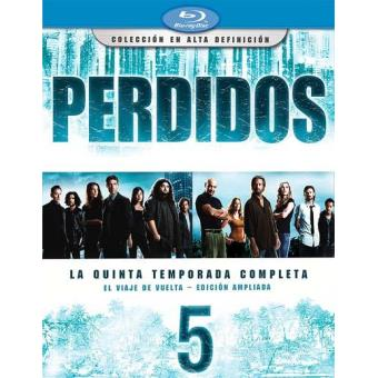 Pack Perdidos - 5ª Temporada - Blu-Ray